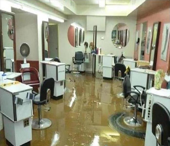 Not Such a Beautiful Salon in Glenwood Springs Before