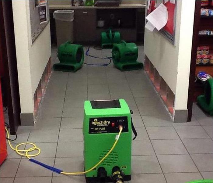 Commercial Water Damage - Glenwood Springs