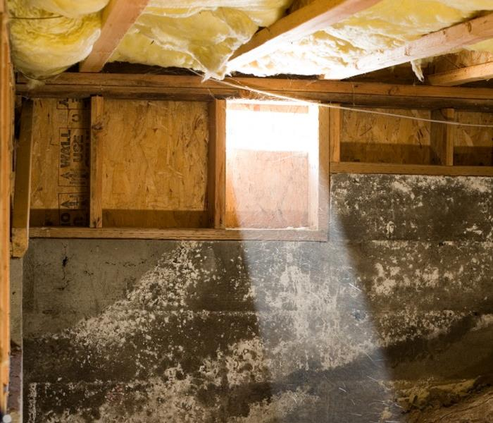 Water Damage Why it is Important to Remove Water From Your Redstone Crawl Space