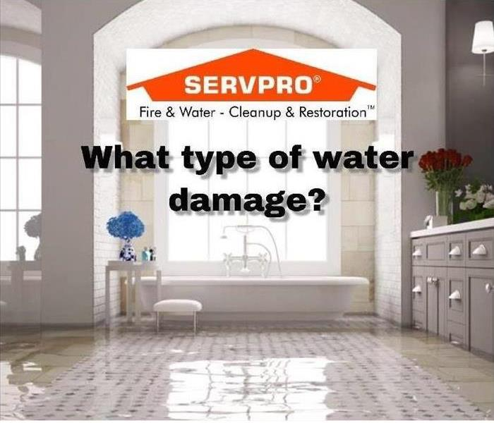 Be Prepared Water Damage
